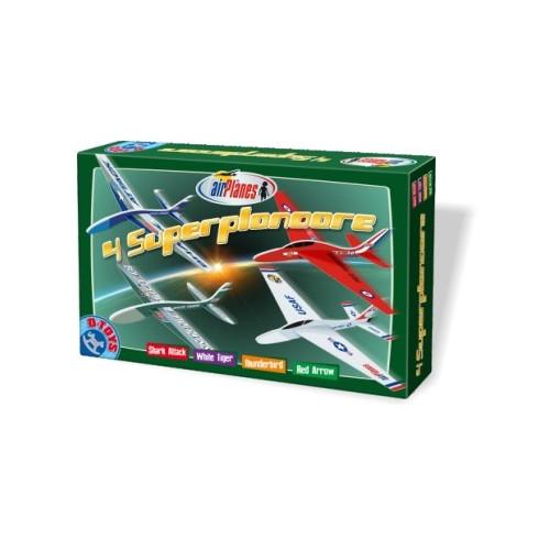 Set 4 Superplanoare Model 2