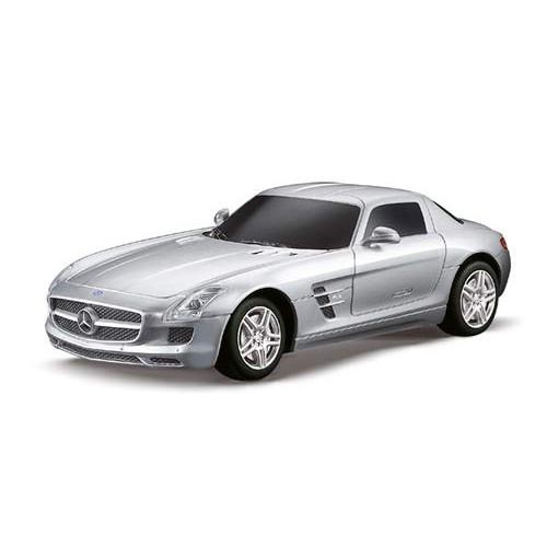 Mercedes SLS AMG cu Telecomanda 1:24 thumbnail
