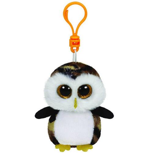 Ty Breloc Bufnita Owliver 8.5 cm