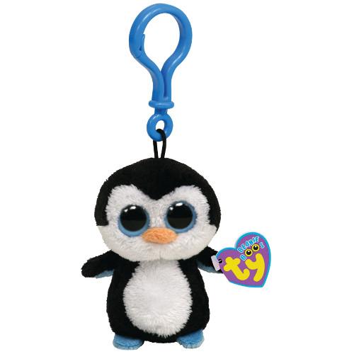 Breloc Pinguinul Waddles 8.5 cm