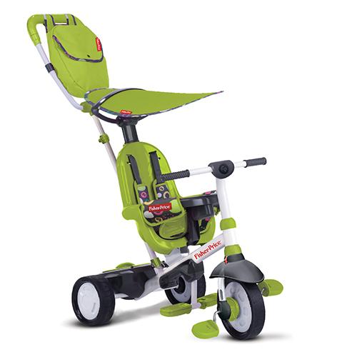 Tricicleta 3 in 1 Charisma Verde