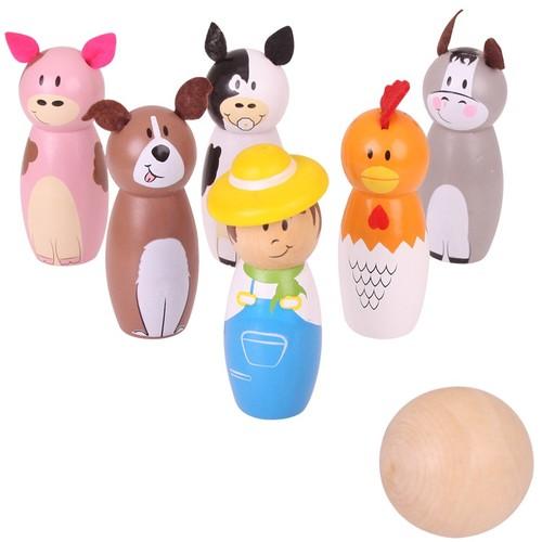 Set Popice - Animale De La Ferma