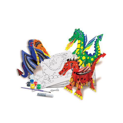 Set Creatie Lumea Dragonilor