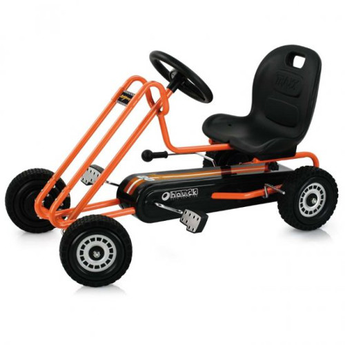 Go Kart Lightning Orange