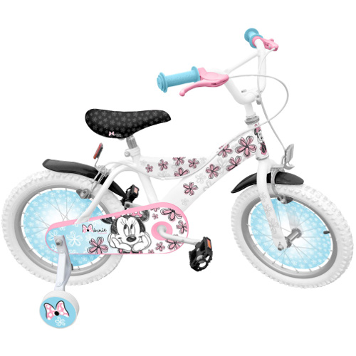 Stamp Bicicleta Mash-UP Minnie, 16 inch