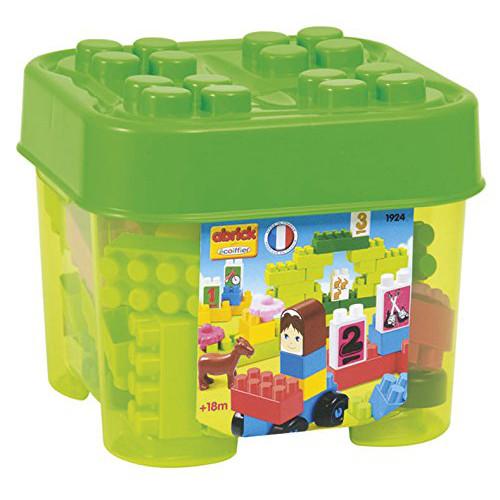 Set Cuburi de Construit Abrick Verde