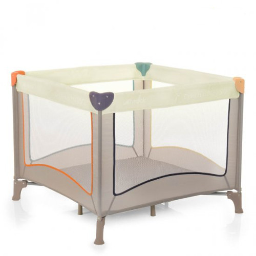 Tarc Dream and Play Square Multicolor Beige