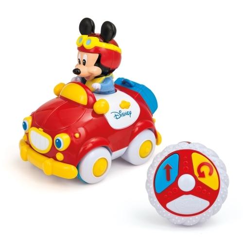 Masinuta Mickey cu Telecomanda