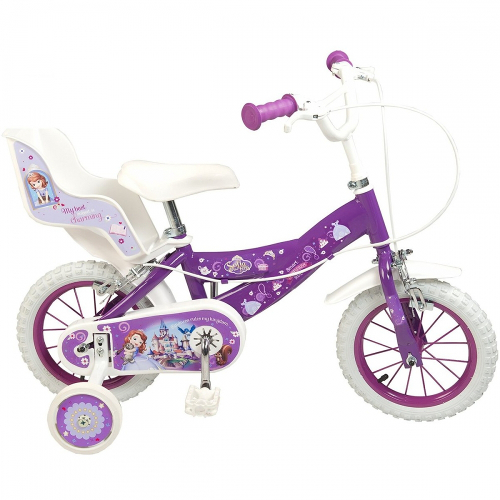 Bicicleta Sofia the First 14 inch thumbnail