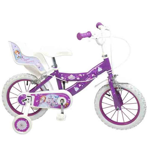 Bicicleta Sofia the First 16 inch thumbnail