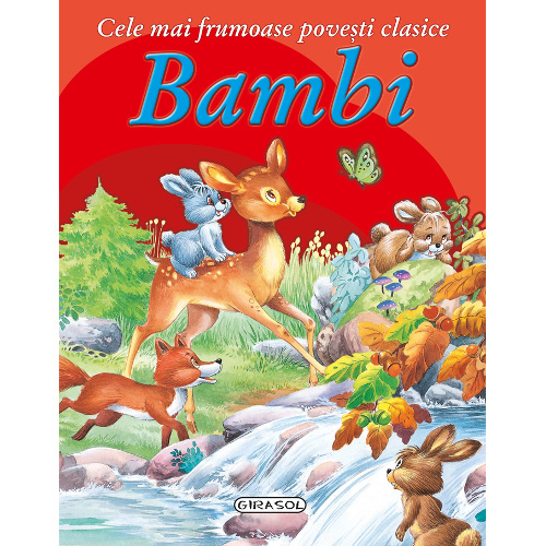 Cele Mai Frumoase Povesti Clasice Bambi