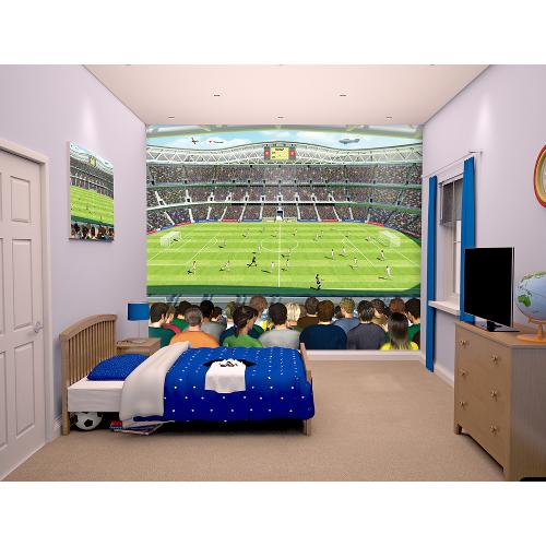Tapet pentru Copii Football Crazy New