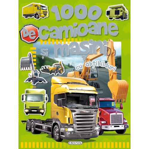 Poza 1000 de Camioane si Masini cu Abtibilduri