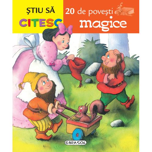 Editura Girasol 20 de Povesti Magice