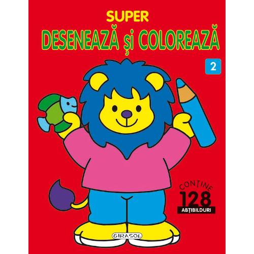 Super Deseneaza si Coloreaza Nr.2 thumbnail
