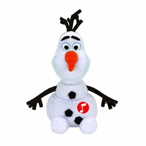 Plus cu Sunete Olaf-Frozen 20 cm