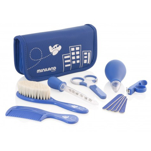 Set Igiena pentru Copii Baby Kit Blue