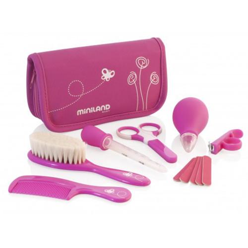Set Igiena pentru Copii Baby Kit Roz