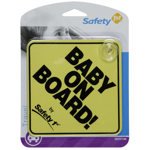 Safety 1st Semn Baby on Bord
