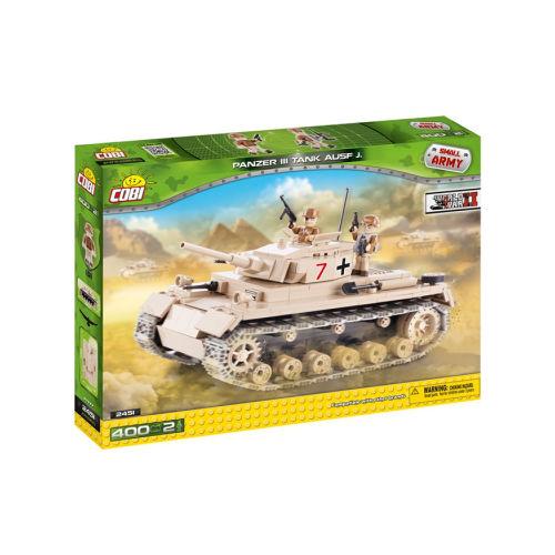 World War II - Tanc German PZKPFW III AUSF.J