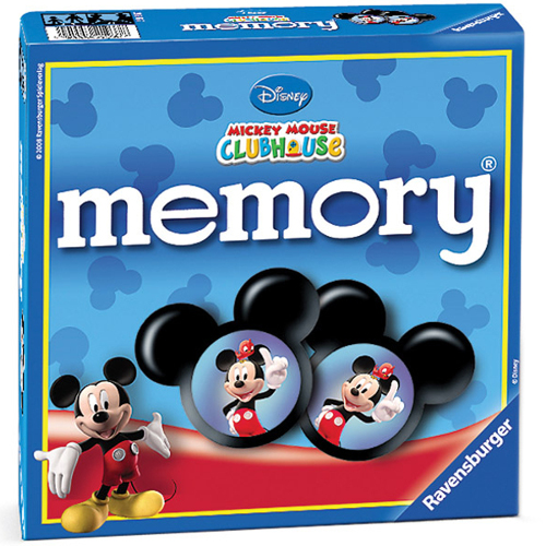 Jocul Memoriei Clubul lui Mickey Mouse