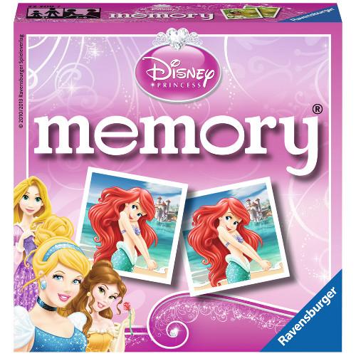 Jocul Memoriei Printesele Disney