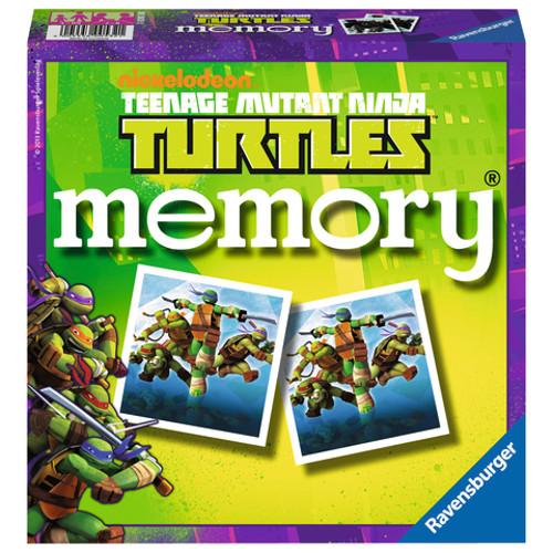 Jocul Memoriei Testoasele Ninja