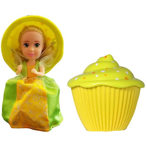 Papusa Briosa Cupcake Surprise Jenny