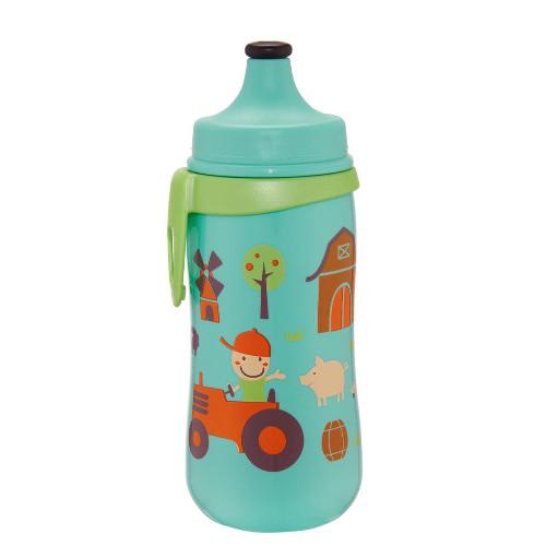 Nip Cana Kids Cup Boy 330 ml Antipicurare cu Clip de Prindere