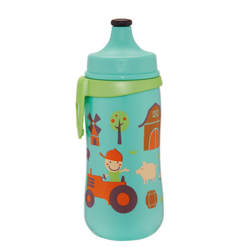 Cana Kids Cup Boy 330 ml Antipicurare cu Clip de Prindere thumbnail