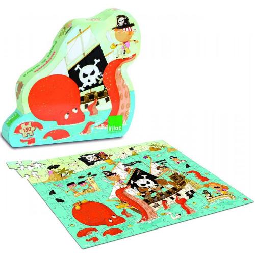 Vilac Puzzle Pirat 150 Piese