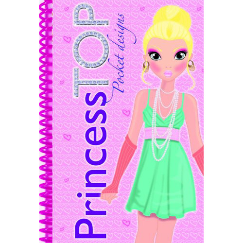 Princess Top Pocket Designs Roz