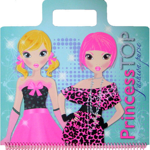 Princess Top Fashion Purse Verde