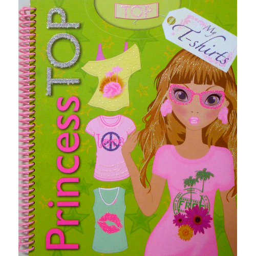 Princess Top My T-Shirts Verde