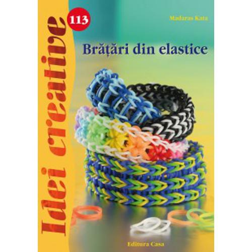 Bratari din Elastice 113 - Idei Creative
