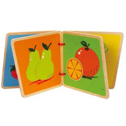 Carticica cu Fructe