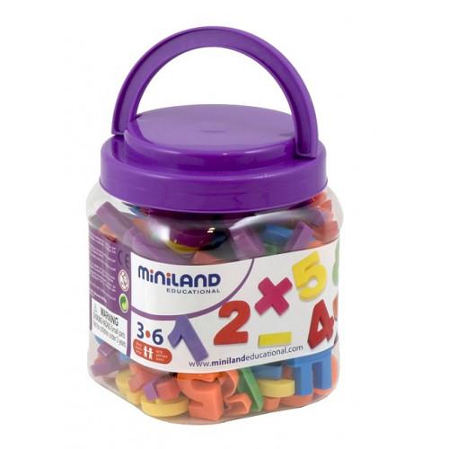 Miniland Numere Magnetice 162