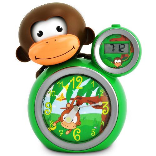 Ceas pentru Educarea Somnului Momo Green