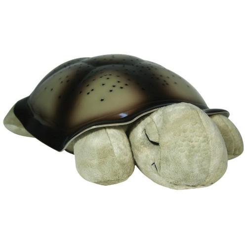 Lampa de Veghe Twilight Turtle Mocha