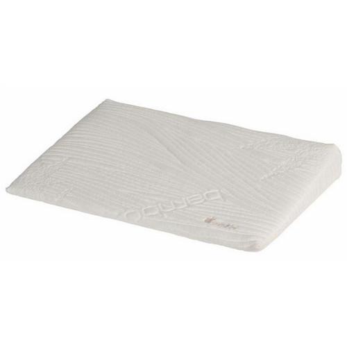 Perna Plan Inclinat 15 grade Bamboo Soft pentru Patut 140 x 70 cm