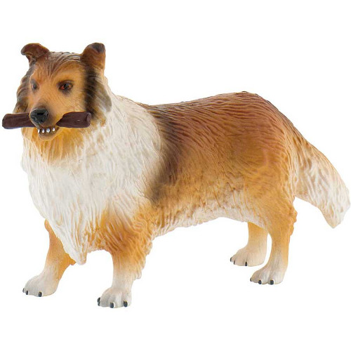 Figurina Caine Rasa Collie