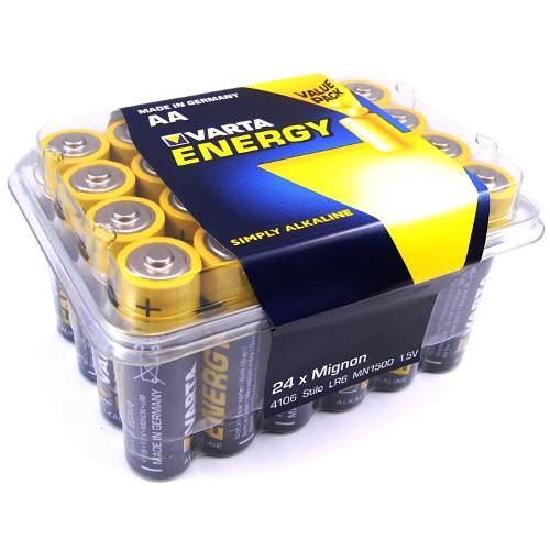 Set 24 Baterii tip AA Energy