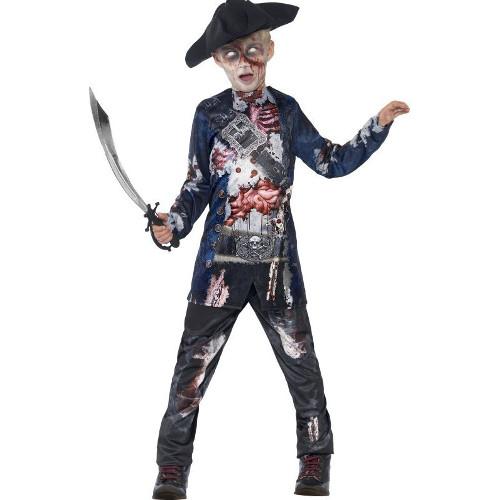 Smiffys Costum Zombi Pirat