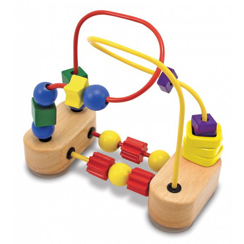 Melissa and Doug Roller-Coaster cu Margele