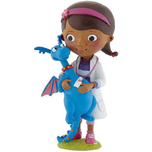 Figurina Doc McStuffins cu Stuffy