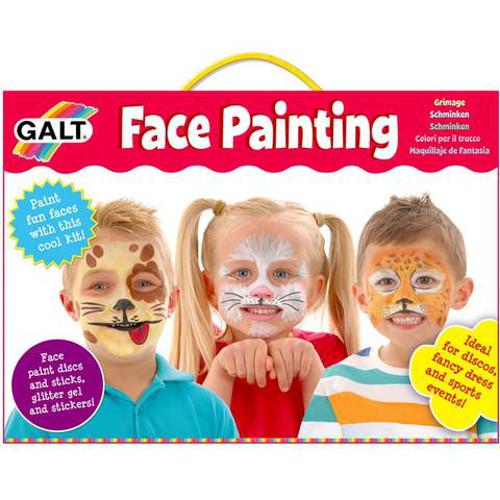Galt Set Creativ pentru Pictura pe Fata