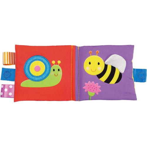 Galt Soft Book – Carticica Moale Garden