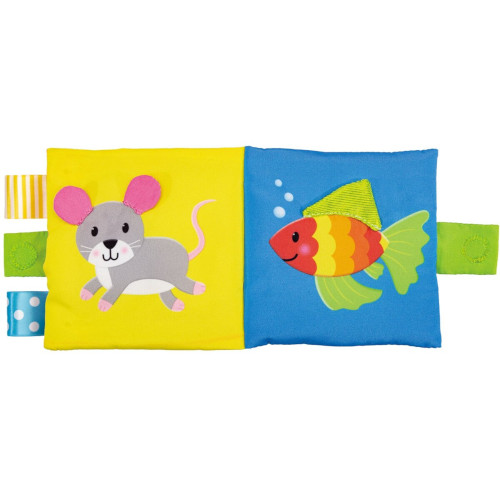 Soft Book - Carticica Moale Pets