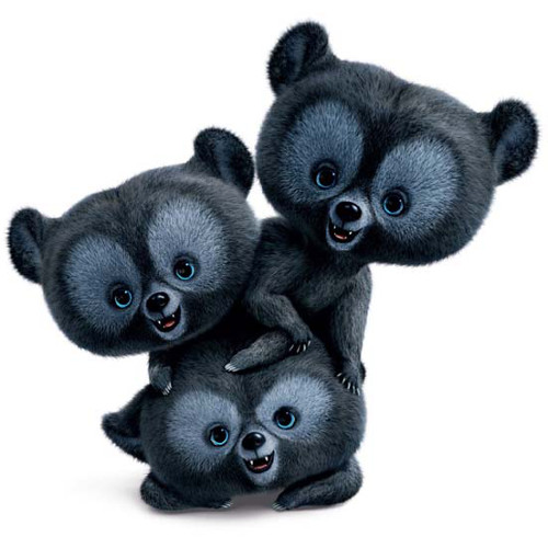 Figurina Tripleti Brave