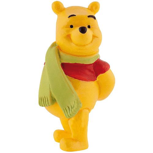 Figurina Winnie cu Fular